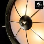 Потолочный светильник Arte Lamp Wheel A5500PL-2AB
