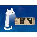 Настольная лампа (UL-00001461) Uniel TLD-532 White/LED/360Lm/4500K/Dimmer
