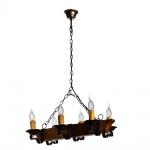 Подвесная люстра Arte Lamp Taverna A9525LM-6BR