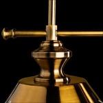 Торшер Arte Lamp Kensington A1511PN-1PB