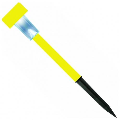 Светильник на солнечных батареях (07408) Uniel Promo USL-C-009/PT365 Yellow Sparkle