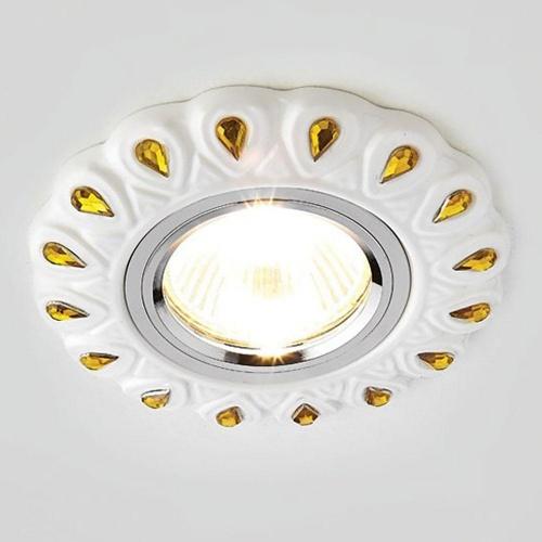 Встраиваемый светильник Ambrella light Desing D5540 W/YL