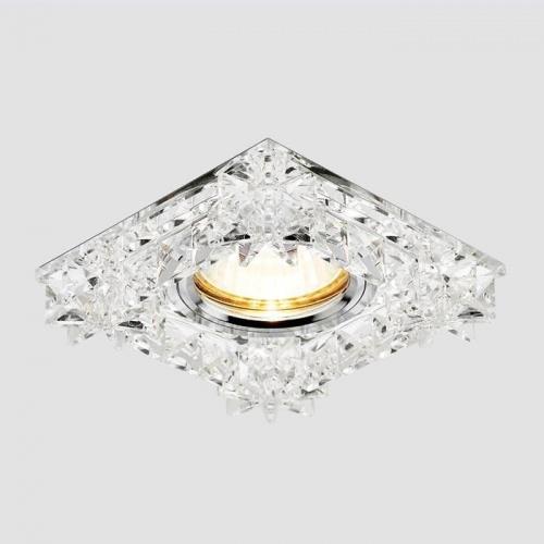 Встраиваемый светильник Ambrella light Crystal K130 CH
