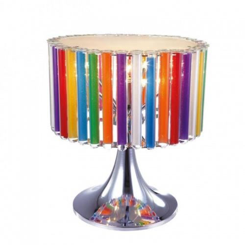 Настольная лампа Crystal Lux Poker TL5+1