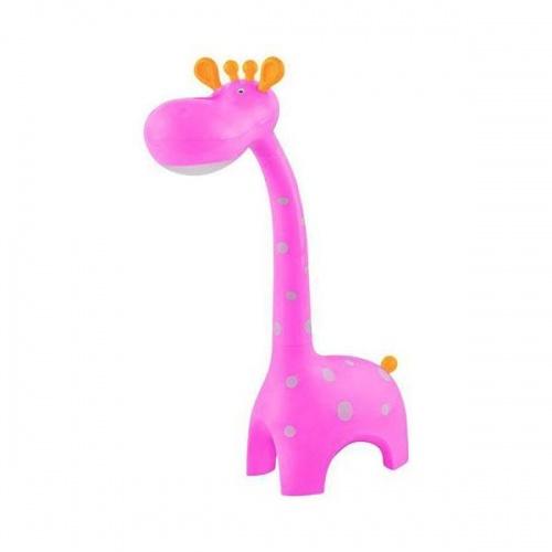 Настольная лампа Horoz Astro розовая 049-026-0006