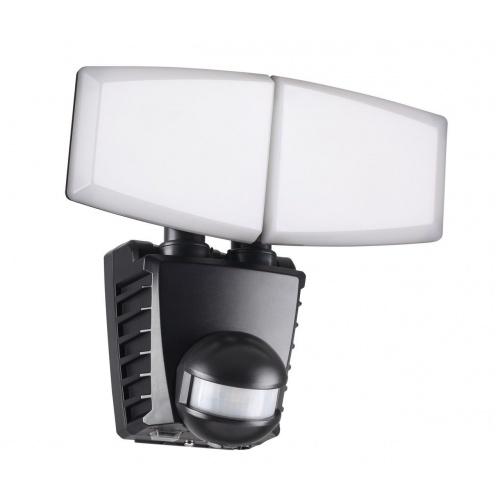 Уличный настенный светодиодный светильник на солнечной батарее Novotech Solar 358021