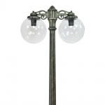 Уличный фонарь Fumagalli Ricu Bisso/G300 2Ldn G30.156.S20.BXE27DN
