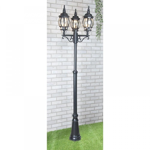 Садово-парковый светильник Elektrostandard Classic NLG99HL005 черный4690389104503