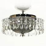 Потолочный светильник Lucia Tucci Eva 1632.8 Silver