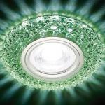 Встраиваемый светодиодный светильник Ambrella light Led S291 GR