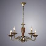 Подвесная люстра Arte Lamp Verdi A5603LM-5AB