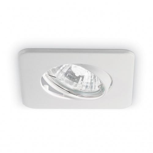 Встраиваемый светильник Ideal Lux Lounge Bianco