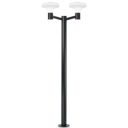 Садово-парковый светильник Ideal Lux Sound PT2 Nero