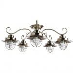 Потолочная люстра Arte Lamp 6 A4579PL-5AB