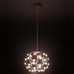 Подвесной светодиодный светильник Bogates Drops 431/1