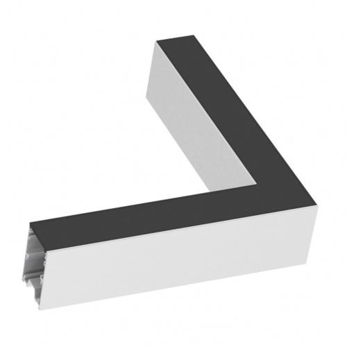 Соединитель угловой Ideal Lux Fluo Corner Blinded White