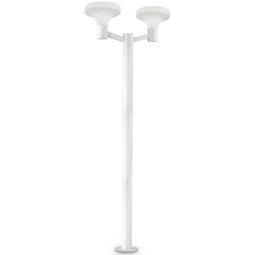 Садово-парковый светильник Ideal Lux Sound PT2 Bianco