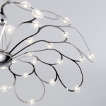 Подвесной светодиодный светильник Bogates Drops 440/1
