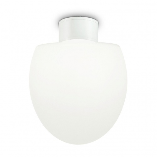 Уличный светильник Ideal Lux Concerto PL1 Bianco
