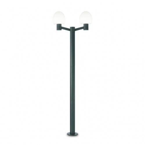 Садово-парковый светильник Ideal Lux Concerto PT2 Antracite