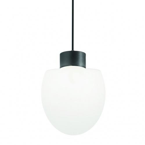Уличный подвесной светильник Ideal Lux Concerto SP1 Antracite
