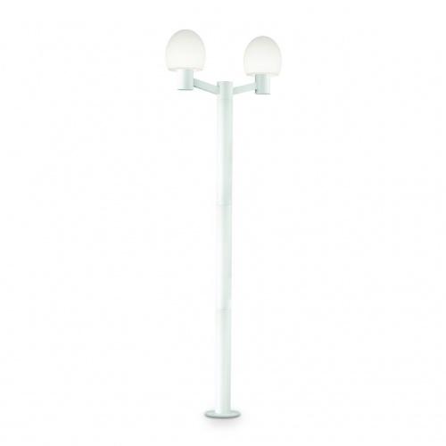 Садово-парковый светильник Ideal Lux Concerto PT2 Bianco