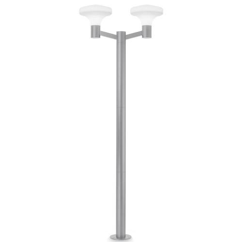 Садово-парковый светильник Ideal Lux Sound PT2 Grigio