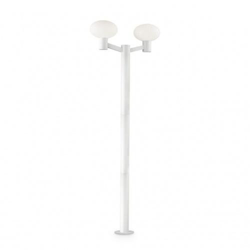 Садово-парковый светильник Ideal Lux Armony PT2 Bianco