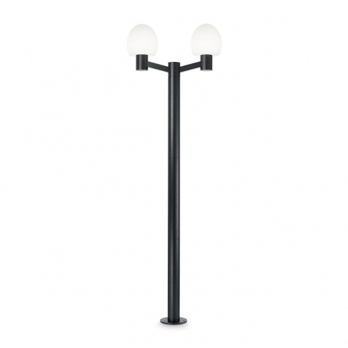 Садово-парковый светильник Ideal Lux Concerto PT2 Nero