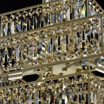 Подвесная люстра MW-Light Монарх 121012416