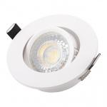 Встраиваемый светильник Denkirs DK3020-WH