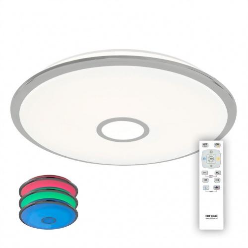 Потолочный светодиодный светильник Citilux СтарЛайт CL70360mRGB