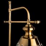 Настольная лампа Arte Lamp Kensington A1511LT-1PB