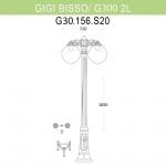 Уличный фонарь Fumagalli Ricu Bisso/G300 2Ldn G30.156.S20.BZE27DN